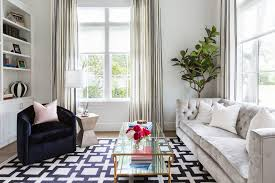 black and white rug living room. gold glass coffee with rectangular area rugs living room transitional and black white rug
