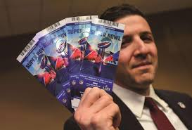 Super Bowl Tickets Showcase Top End Pricing