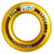 <b>Кольцо соединительное PETZL</b> RING – купить в интернет ...