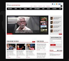 21 Magazine Html5 Themes Templates Free Premium Templates