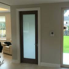 interior doors with frosted glass modern frosted glass interior doors internal doors frosted glass