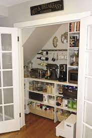 The pantry… here we go share what woman doesn't want a larger pantry? Under Stairs Pantry Ideas Layjao