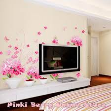 Small Picture Korean Style Flower Home Decor Wall S end 562015 415 PM