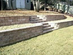 short retaining wall ideas short retaining wall ideas backyard walls steps a wood small b small