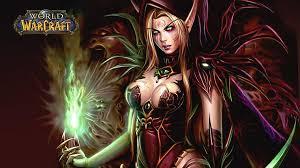 world of warcraft blood elf free