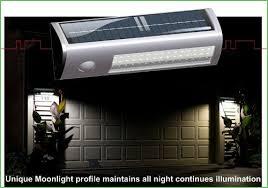 Sunforce White Outdoor Solar 80LED Motion Light82080  The Home 80 Led Solar Security Light