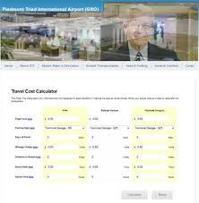 Travel Cost Calculator Javascript Travel Calculator