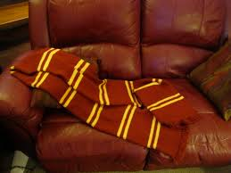 Harry Potter Scarf Knitting Pattern Simple Decorating Ideas