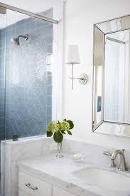 kohler sterling bathtub surround new 29 bathrooms that make colorful tile and bold patterns work bluekohler