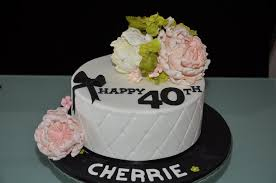 93 40 Birthday Cake Ideas For Her 40th Birthday Cake Toppers