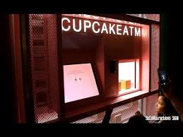 Cupcake Vending Machine Beverly Hills Inspiration HD] Sprinkles Cupcake ATM Machine Ordering Food From ATM Machine