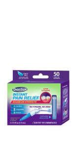 cavity pain relief cvs