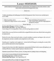 casino manager resumes resume hotel manager resume sample
