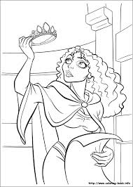 Small Picture Disney Tangled Coloring Book Coloring Pages