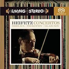 Sibelius, <b>Prokofiev</b>, Glazunov: <b>Violin Concertos</b>
