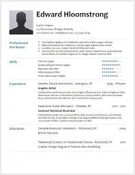 Free Google Resume Templates Interesting 48 Free Minimalist Professional Microsoft Docx And Google Docs Cv