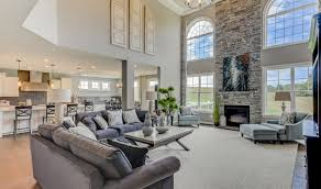 K Hovnanian Homes Design Center Its All About Entertaining In The Colorado Model From K