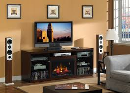 living room with electric fireplace and tv. Television Tables Living Room Furniture New Cool And Modern Electric Fireplace Stand Design For Our With Tv F