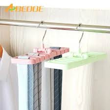 closet hooks storage rack tie rack belt organizer rotating scarf ties hanger holder closet hook organization