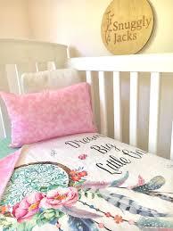 Dream Catcher Crib Bedding Set Baby Cot Crib Quilt Blanket Dreamcatcher Baby Girl Full Set 76