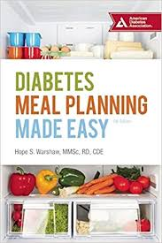 Meal Planning For Diabetes Diabetes Meal Planning Made Easy Hope S Warshaw R D