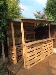 pallet building ideas. outdoor bar out of 12 pallets pallet building ideas w