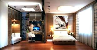 bedroom office combination. Small Bedroom And Office Combo Ideas Guest Combination . D