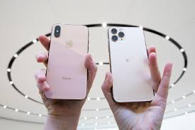 Difference Between Iphone 8 And X Chart Iphone 11 11 Pro And 11 Pro Max Specs Vs Iphone Xr Xs And