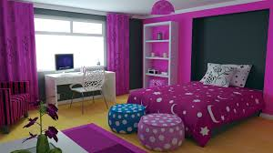 Contemporary Bedroom Ideas For Teenage Girls Purple And Pink Adorable With Beautiful