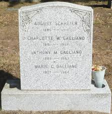 "Antonio Marinello ""Anthony"" Gagliano (1889-1943) - Find A Grave Memorial"
