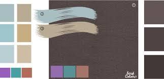<b>Серо</b>-<b>коричневый</b> цвет и сочетание с ним | LOOKCOLOR