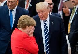 """Штайнмайер раскритиковал политику Трампа по ЕС: """"Многое меня раздражает"""" - Цензор.НЕТ 626"""