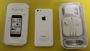 Brand New IPhone 5c 16 GB Original Korean A Clone
