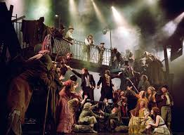 image result for les miserables color palette les mis  les miserables london queen s theatre the queens theatre