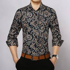 Patterned Dress Shirts Extraordinary Notorious Luxury Collection Blue Black Cosmic Patterned Dress