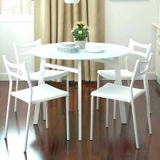 ikea small dining tables dining table sets small round dining table set elegant small round white