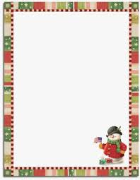 009 Template Ideas Christmas Stationery Templates Word