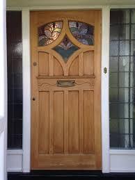 wooden front doorHardwood Front Doors Examples Ideas  Pictures  megarctcom Just