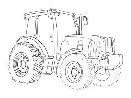 Small Picture Tractor Coloring Pages For Toddlers Coloring Pages