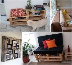 using pallets to make furniture. Using Pallets To Make Furniture O