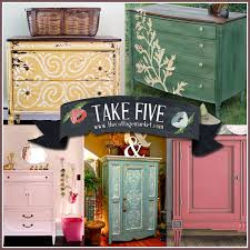 painted cottage furnitureBeautiful Hand Painted Furniture  The Cottage Market