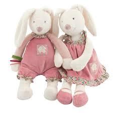 <b>1PCS Baby Play Soft</b> Plush Toys High Quality Lovely Rabbit ...