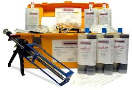 foundation crack repair kit. Wonderful Repair Professional Concrete Crack Repair Kit For Foundation Crack Repair Kit P