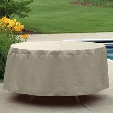 round outdoor patio table cover pc11 48 replacement glass