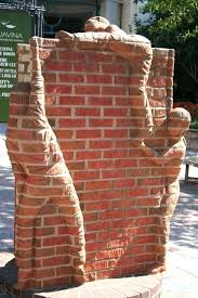 awesome paint for masonry walls ideas make a sculpture on brick wall exterior