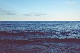 beautiful ocean scene public domain