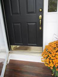 front door kick plateFront Door Kick Plate Home Depot  Accessories Front Door Kick
