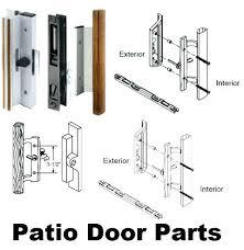 anderson sliding door handle elegant patio door parts or best patio door lock repair sliding patio