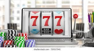 Slot Machine Online Images, Stock Photos & Vectors   Shutterstock