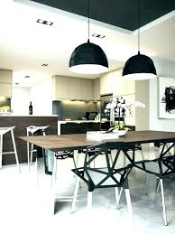 kitchen hanging lights over table new pendant light luxury